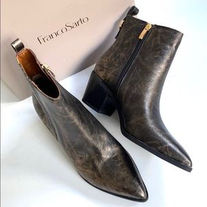 NEW Franco Sarto leather boots